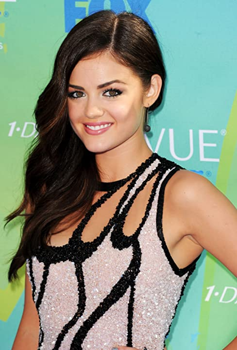 Lucy Hale at Teen Choice 2011 (2011)