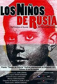 Los niños de Rusia Poster