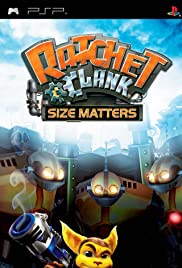 Ratchet & Clank: Size Matters Poster