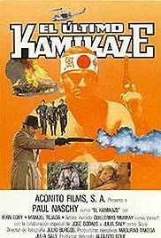 El último kamikaze Poster