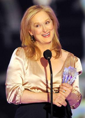 Meryl Streep at event of 15th Annual Critics' Choice Movie Awards