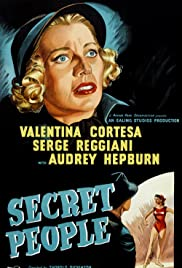 Secret People (1952) Poster - Movie Forum, Cast, Reviews