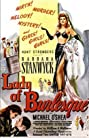 Lady of Burlesque (1943) Poster