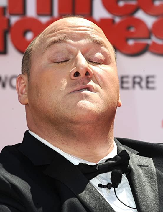 Will Sasso at The Three Stooges (2012)