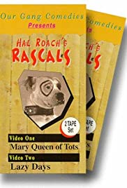 Mary, Queen of Tots Poster