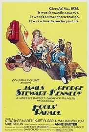Fools' Parade(1971) Poster - Movie Forum, Cast, Reviews