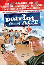 Primary image for Patriot Act: A Jeffrey Ross Home Movie
