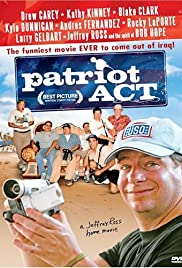 Patriot Act: A Jeffrey Ross Home Movie Poster