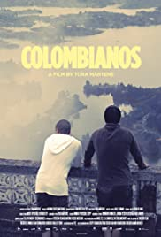 Colombianos Poster