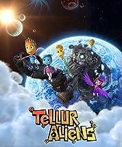 Tellur Aliens (2016) poster
