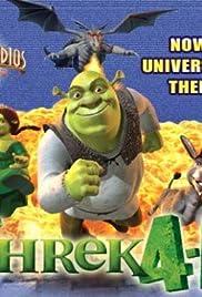 Shrek 4-D(2003) Poster - Movie Forum, Cast, Reviews