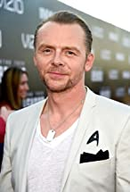 Simon Pegg's primary photo