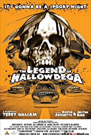 The Legend of Hallowdega Poster