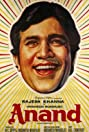 Anand (1971) Poster