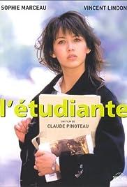 L'étudiante Poster