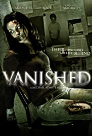 Vanished (2011) Poster - Movie Forum, Cast, Reviews