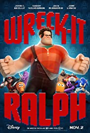 Wreck It Ralph (2012) x264 720p BluRay Eng Subs {Dual Audio} [Hindi ORG DD 2.0 + English 5.1] Exclusive By DREDD 1GB