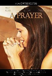 A Prayer Poster
