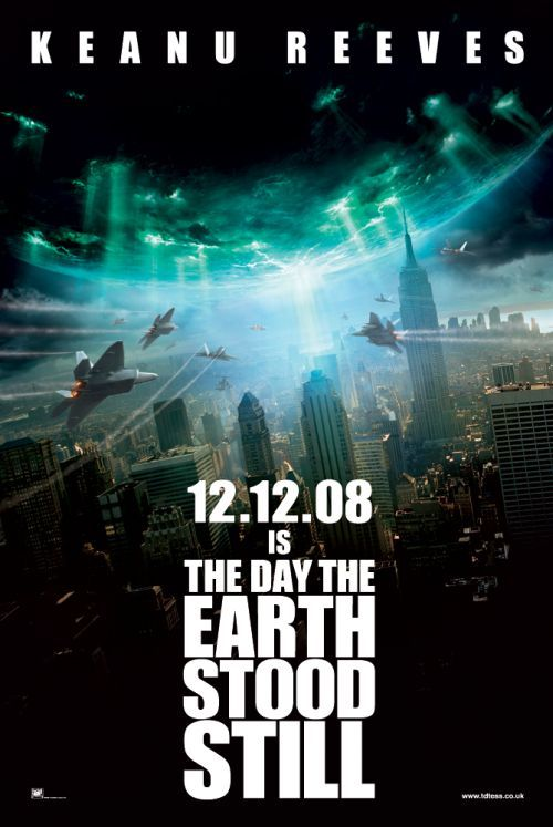 The Day the Earth Stood Still 2008 720p HEVC BluRay x265 350MB