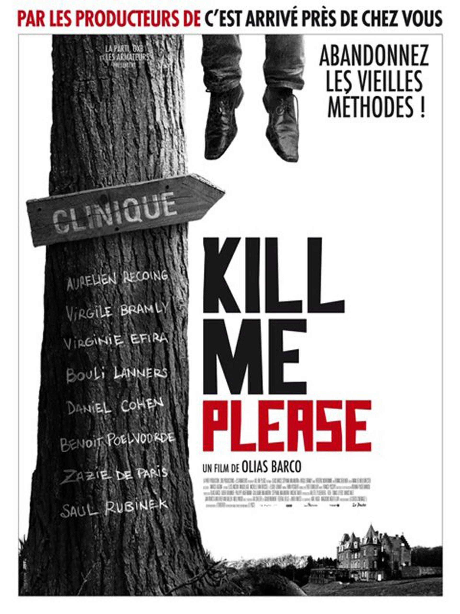 Kill Me Please Watch Full Movie Free Online