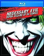 Necessary Evil Super Villains of DC Comics(1970)