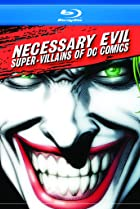 Image of Necessary Evil: Super-Villains of DC Comics