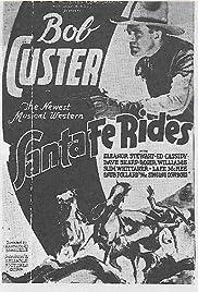 Santa Fe Rides Poster