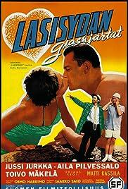 Lasisydän Poster
