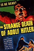 Image of The Strange Death of Adolf Hitler