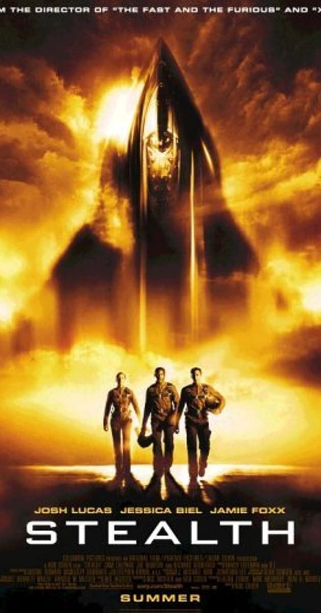 Superbombonešis: Naikinti viską / Stealth (2005) Online