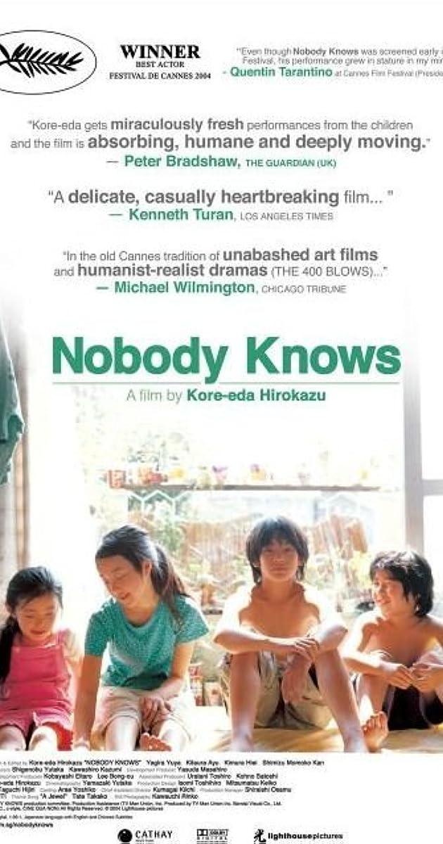 nobody knows 2004 imdb
