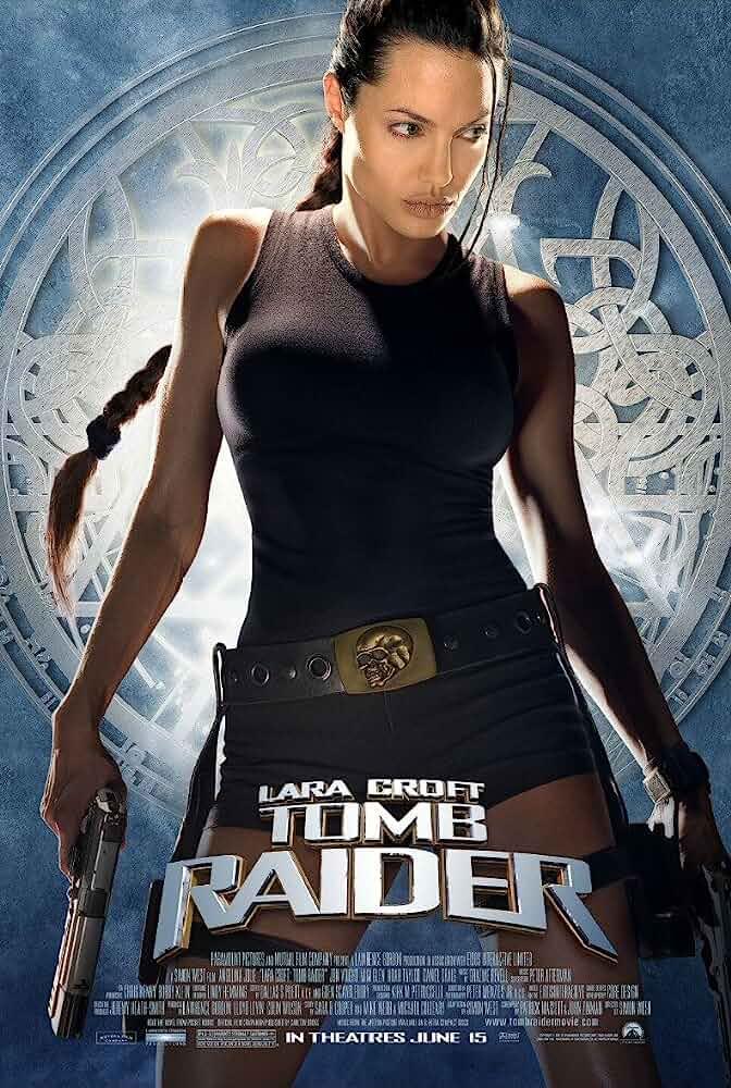 Poster Lara Croft Tomb Raider 2001 Full Hindi Dubbed Movie Download free