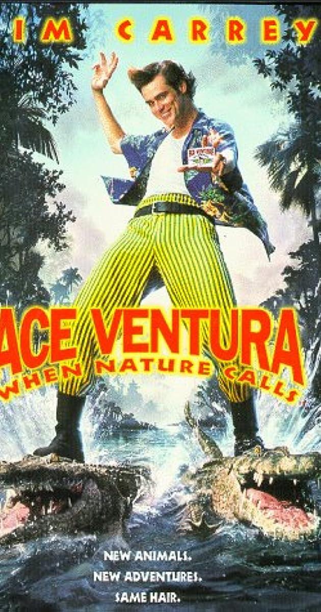 Ace Ventura: When Nature Calls (1995) Gratis Films Kijken