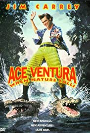 دانلود فیلم Ace Ventura When Nature Calls 1995