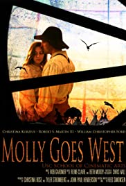 Molly Goes West Poster
