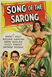 Song of the Sarong Poster