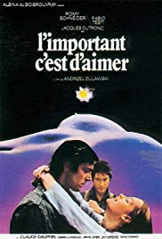 That Most Important Thing: Love (1975) Poster - Movie Forum, Cast, Reviews