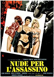 Strip Nude for Your Killer (1975) poster