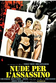 Strip Nude for Your Killer (1975) Poster - Movie Forum, Cast, Reviews