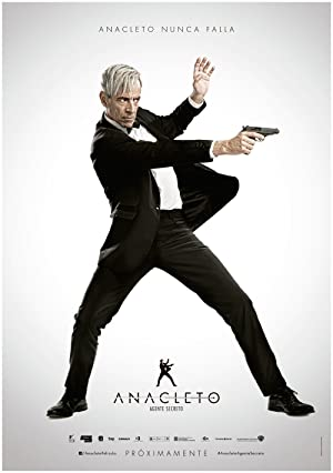 ver Anacleto: Agente secreto