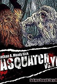 Sasquatch vs. Yeti Poster