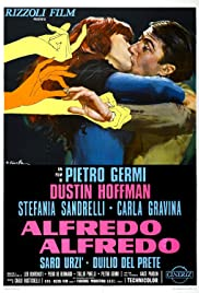 Alfredo, Alfredo (1972) Poster - Movie Forum, Cast, Reviews