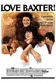 Baxter! Poster