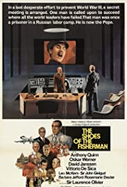 The Shoes of the Fisherman (1968) Poster - Movie Forum, Cast, Reviews