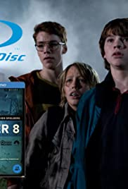 Blu-ray: Super 8 Poster