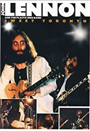 John Lennon and the Plastic Ono Band: Sweet Toronto Poster