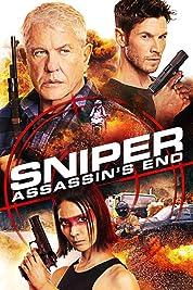 Sniper: Assassin's End poster