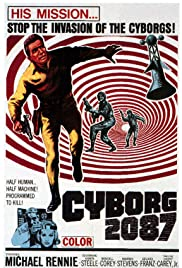 Cyborg 2087 Poster