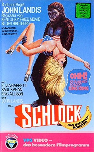 Image result for SCHLOCK (1973)