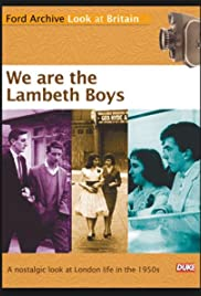We Are the Lambeth Boys (1959) Poster - Movie Forum, Cast, Reviews